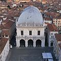 Legno e Piombo nel cielo di Brescia