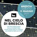 Nel cielo di Brescia