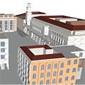 Un quartiere e la città