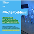 Vote For Musil